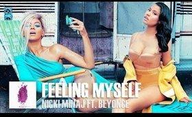 Beyoncé - Feeling Myself Music Video Inspired Makeup