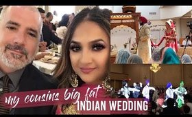 My Cousins Big Fat Indian Wedding Vlog!