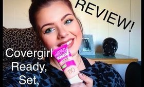 Review | Covergirl Ready, Set, Gorgeous Foundation
