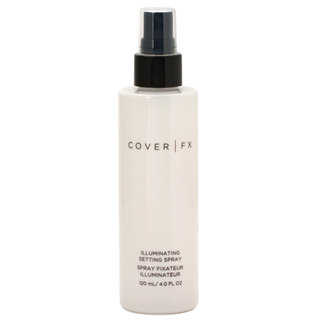 COVER | FX Illuminating Setting Spray