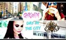 Day In the City + GRWM Date Night!
