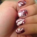 Abstract Modern Nails