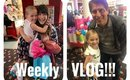 WEEKLY VLOG NOV 5-11 | CA WILDFIRES, BIRTHDAY PARTIES, MAKEUP SHOPPING