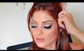 Mystical Boho Glam Eye Makeup | Ioanna Lampropoulou