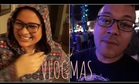The one with the ugly EWOK Dress | VLOGMAS Ep.5