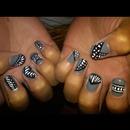 Island Look Nails