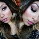 Eyeliner Pink Lips