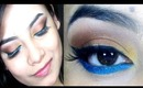 Simple and Colorful Spring Makeup | Seeba86