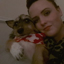 Me and my pooch!