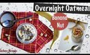 BEST Overnight Oatmeal   Banana Nut   21 day fix approved