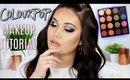 COLOURPOP Perception Palette Makeup Tutorial