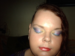 Thumbnail hot dragon make up look inspired by my light up dragons xx