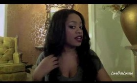 """DhairBoutique """"Brazilian Super Wave"""" 3 Week Review"""