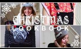 CHRISTMAS LOOKBOOK 2015 | STYLETHETWO