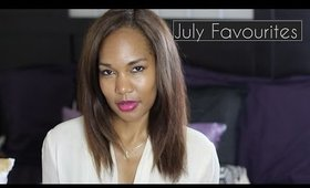 NEW HAIR & CURRENT BEAUTY, HOME & HAIR OBSESSIONS | July FAvourites 2016 alishainc