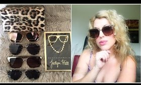 Quay Australia x Jaclyn Hill Collection | Sunglasses & Accessories | Try On & Thoughts