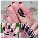 Classy Louboutin Nails