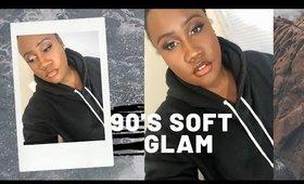 90s Soft Glam