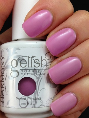 Pastel lavender pink http://lslfun.blogspot.com/2014/02/gelish-once-upon-dream-collection-all.html
