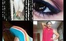 Look de Verano + Outfits/Paleta Profusion Matte