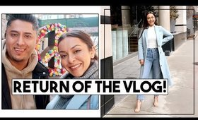 RETURN OF THE VLOGS: WEEKEND IN TORONTO - LifeWithTrina