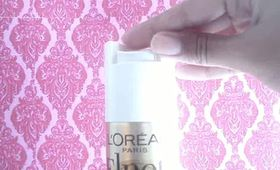 BeautyNeverDates- Product Display- Loreal Elnett hairspray.