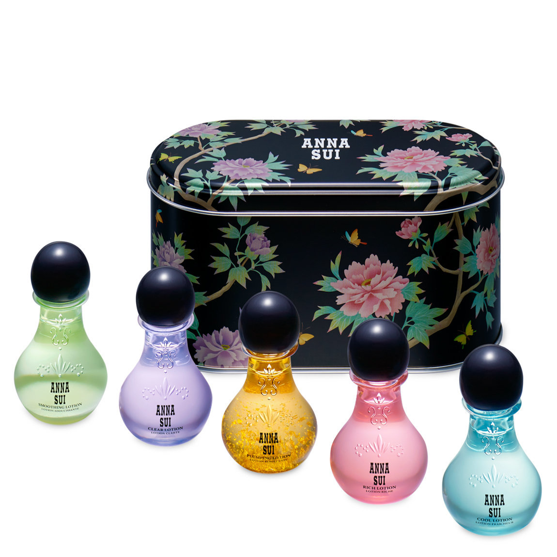 Anna Sui Mini Lotion Kit alternative view 1 - product swatch.