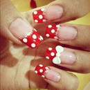 My Red polka dots ♥♥