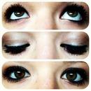 Simple eyeliner :)