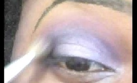 Purple Eyeshadow Tutorial