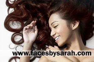 Model: Ann Makeup: Sarah Chauhry Hair: Andy Photographer: Shavonne