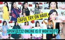 BLACK FRIDAY SALE HONEST REVIEW  ZAFUL-I Spent 232$ IS IT WORTH IT ? | SuperPrincessjo