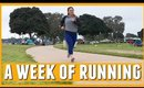 Running 2 Miles Everyday For A Week (Running Montage) #FitWithJack