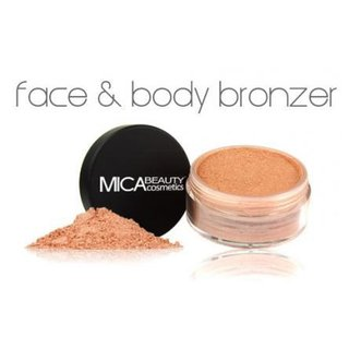 Micabella - Mica Beauty Cosmetics Face & Body Bronzer