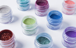 So Versatile And So Shiny: Sugarpill's New Loose Eye Shadow Colors