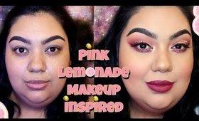 Pink Lemonade Makeup Inspired | Velvet702
