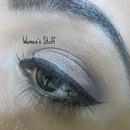 Wearable Smokey Eye Makeup