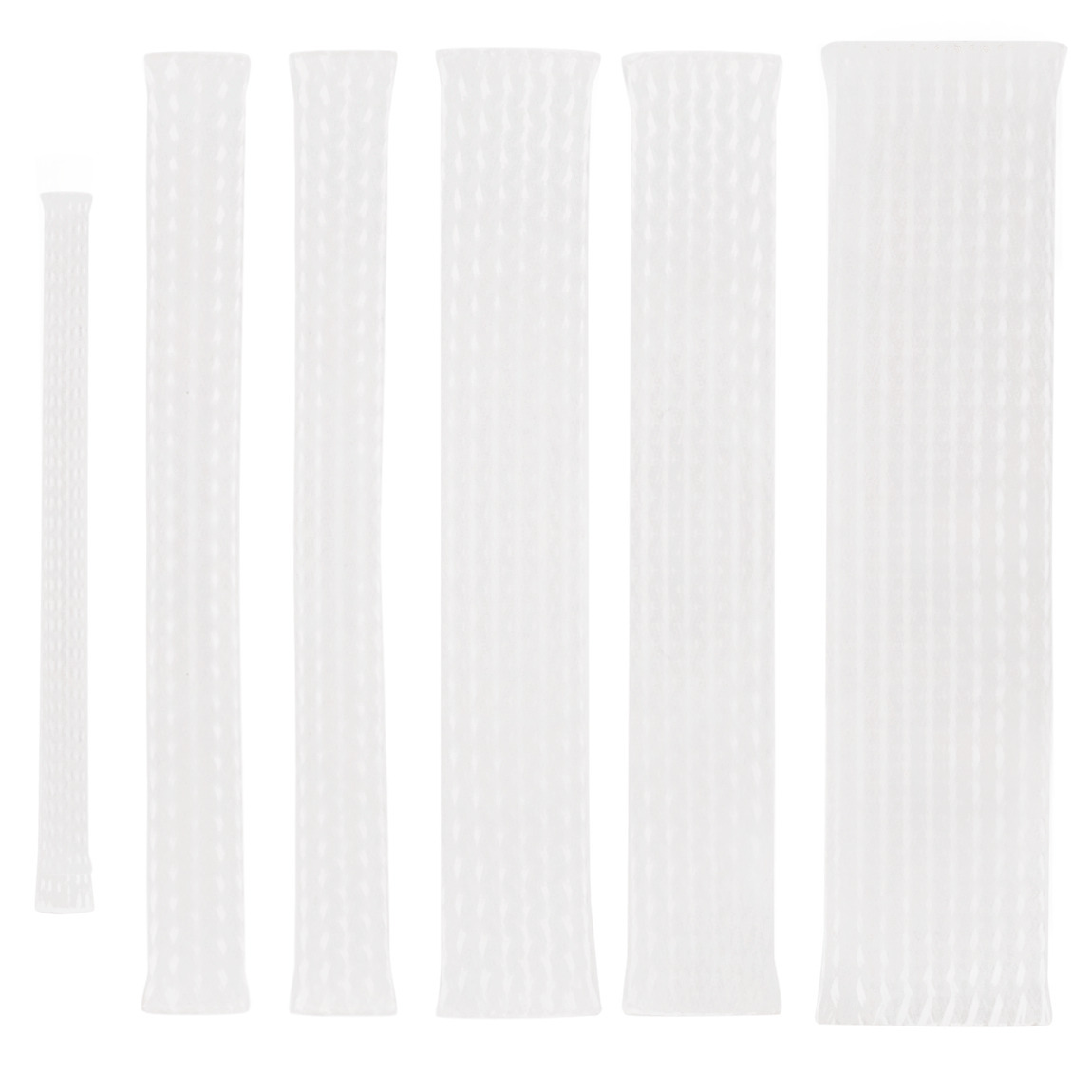 The Brush Guard Variety Pack White product swatch.