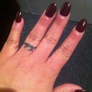 old glamour nails