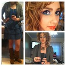 Blue & orange, my fav