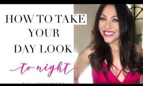 How To Take Your Day Look To Night For Women Over 40