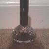 random dotted nail polish