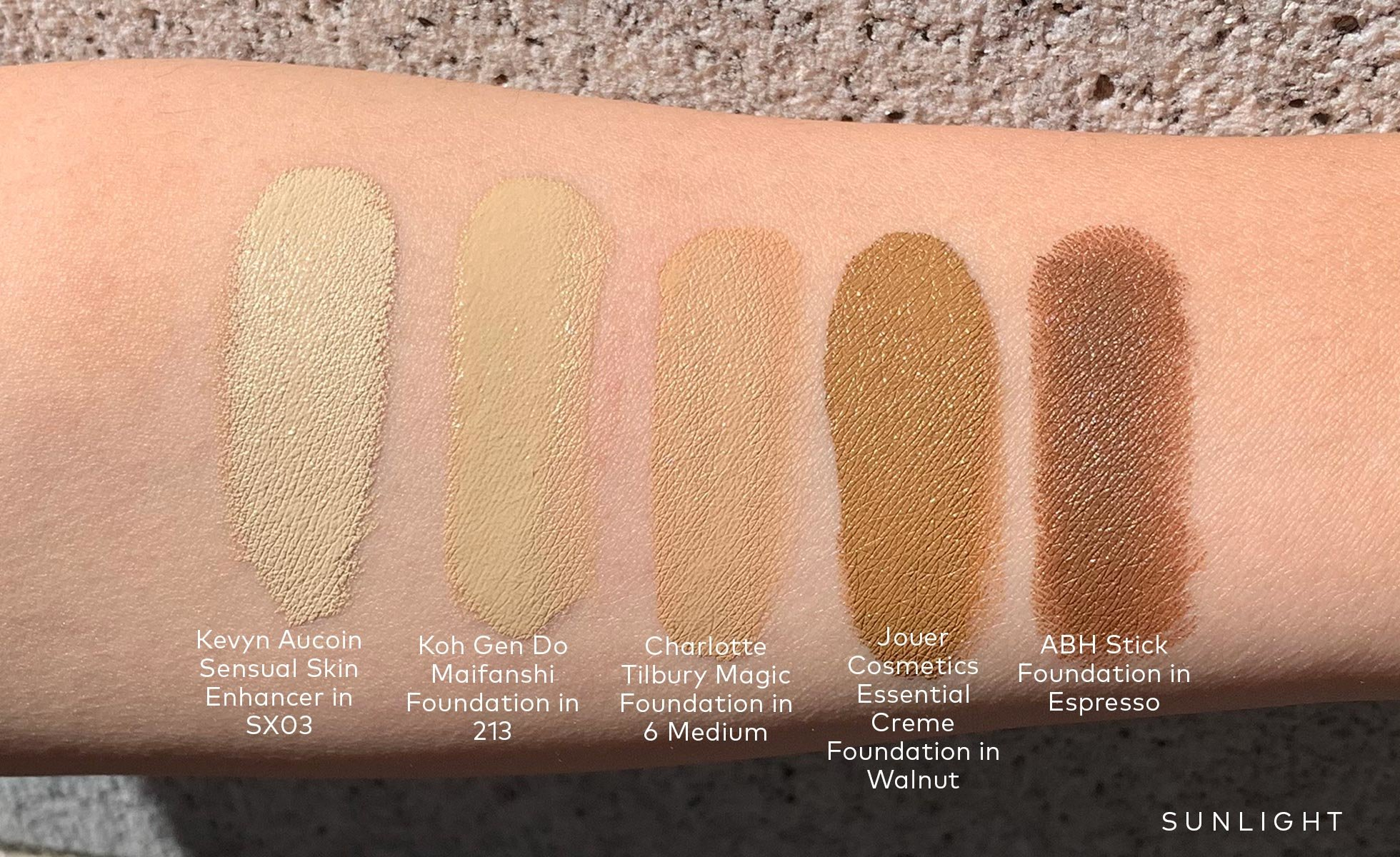 How To Find A Foundation With Olive Undertones Beautylish
