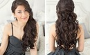 Valentine's Day Hairstyle