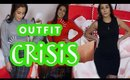 CRISIS!! | What Should I Wear For Christmas Eve? | Vlogmas Day 23 [2019]