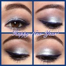 NYE Eye Makeup