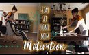 STAY AT HOME MOM CLEANING MOTIVATION! (DITL Cleaning, Cooking, & Encouragement for Mamas)