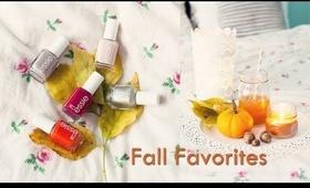❤❤❤ Fall Favorites 2013! ❤❤❤