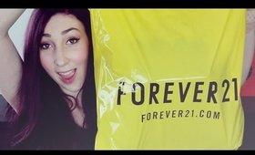 Forever 21 Haul   JordynxAriel
