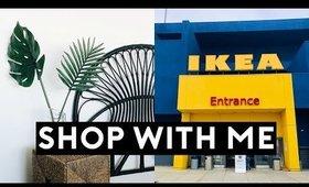 SHOP WITH ME AT IKEA! IKEA HACKS + IKEA HAUL 2019 | Nastazsa